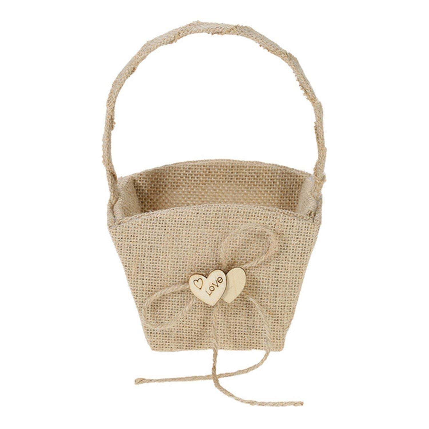 Cheap Wooden Flower Girl Baskets Find Wooden Flower Girl Baskets