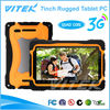 Newest Quad core IPS rugged t70 waterproof 7 inch rugged tablet pc android