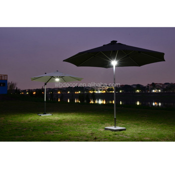 good solar lights for fire of powered looking umbrella small best figure patio