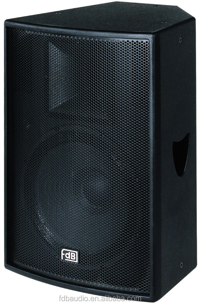 15 Inch Fdb Audio Ft15 Professional Speaker For Sound System - Buy ...