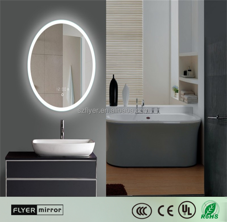 Bathroom Mirror Led led light mirror touch sensor switch, led light mirror touch