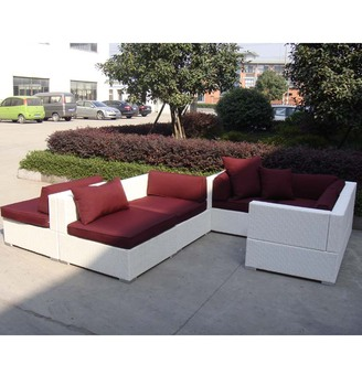Clic Prestige Wicker Outdoor Patio Furniture Set With Suitable Cushions