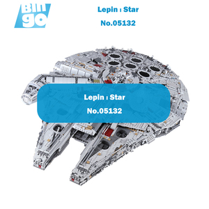 Lepin Star Series 05132 The Big Millennium Model Blocks Bricks Toys