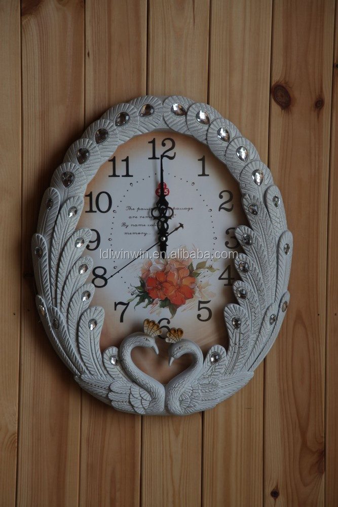 Peacock Wall Clock(ww-373)
