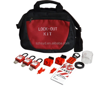including normal electric switch lockout safety lock out tag out kits - Lock Out Tag Out Kits