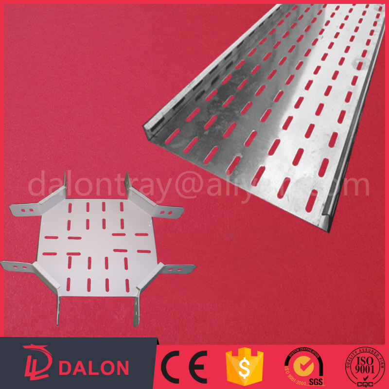 Linknet Hot-DIP Galvanized Steel cable tray