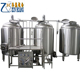 micro brewing equipment wine fermentation tank stainless steel mixing tank