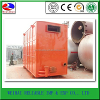 New coming Top Quality fluidized bed steam boiler