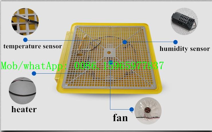 janoel 48 egg incubator instructions