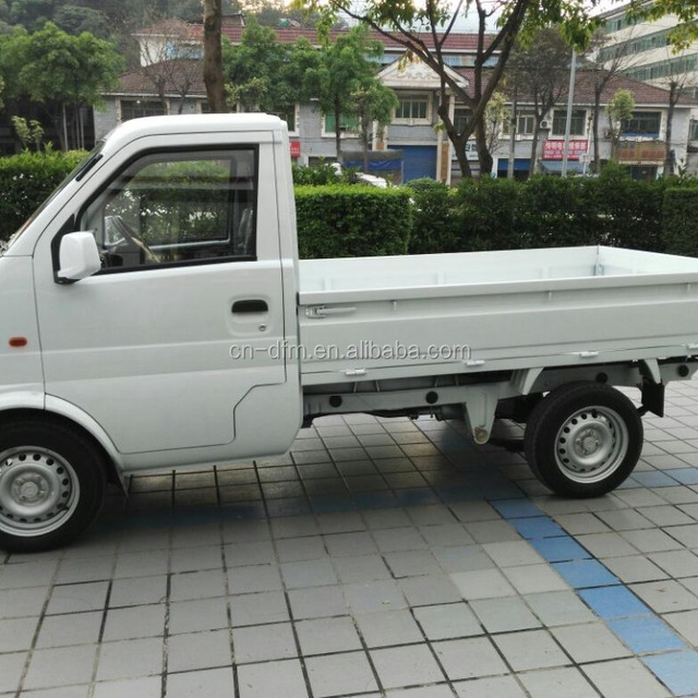 Top marque Dongfeng essence 4x2 importation mini camion