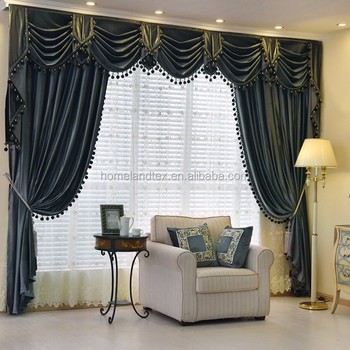 Elegant Valance Curtainliving Room Curtains And Valances Buy
