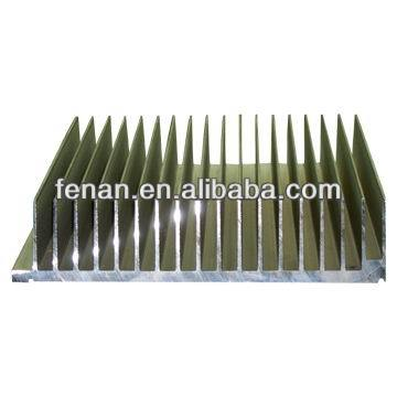 High quality aluminum radiator used in the home