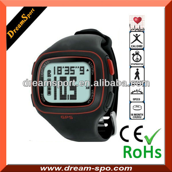 Personal GPS Watch Tracker 2012 Newest design Location Finder Made in China