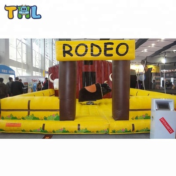 best quality inflatable mechanical bull ride for sale/carnival rides for sale/flume ride for sale
