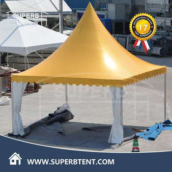 Strong Wind Resistant 8x8 Gazebo For