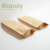 Customize biodegradable kraft paper stand up pouch bag for dried food with PLA coated