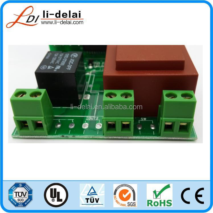 Led Heat And Cool Microcomputer Differential Temperature Controller Heating  Element Temperature Control - Buy Led Temperature Controller,Heating