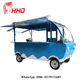 Concession Food Cart/concession Crepes Vending Trailer/Dining Car
