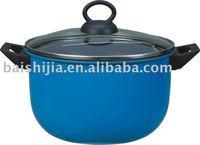 Flexible basket pot handle PASTA POT