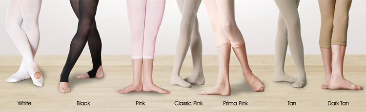 e24117e3a BT00006 Ballet Dance Wholesale Dark Tan Girls Children Hosiery Factory  Custom 90D Footed Lady Women Fashion