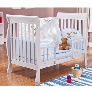 wooden bed new born baby bed wooden baby bed 91143-608W