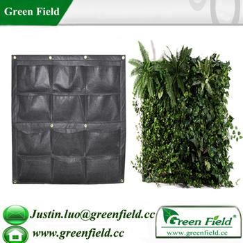Green Field Garden Irrigation System For Vertical Garden