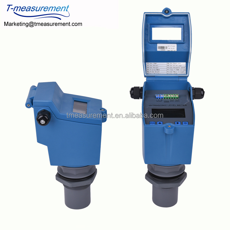 low price UTG21-PY ultrasonic digital water level indicator /conductive level transmitter