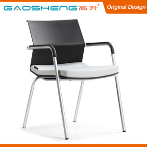 modern adult plastic back study chair