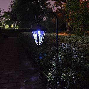 RioRand Outdoor solar lights solar lawn plastic solar garden garden landscape decoration chandelier