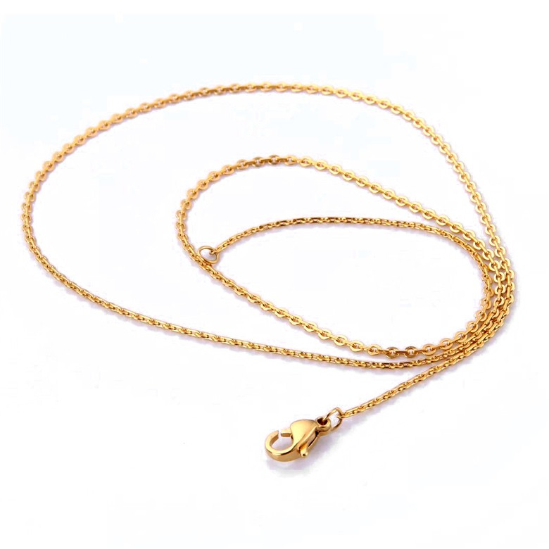 Women Female Fashion Stainless Steel Thin Chains Necklaces Gold Chain Necklace Designs Buy Gold Chain Necklace Designs Stainless Steel Thin Chains Thin Chains Necklaces Product On Alibaba Com