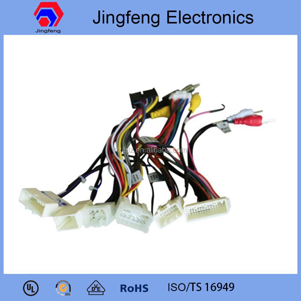 Finden Sie Hohe Qualität Auto-kabelsatz-anschluss Hersteller und ...