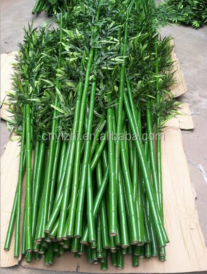 Yzp000079 artificial planta de bambu atacado handmade - Bambu planta exterior ...