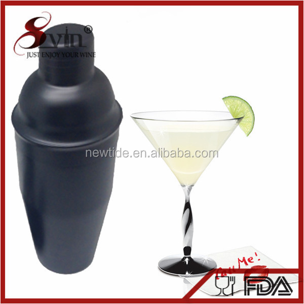 Cocktail Shaker & Jigger Set - Premium Bar Tools Kit with Double Jigger Full Bar Set