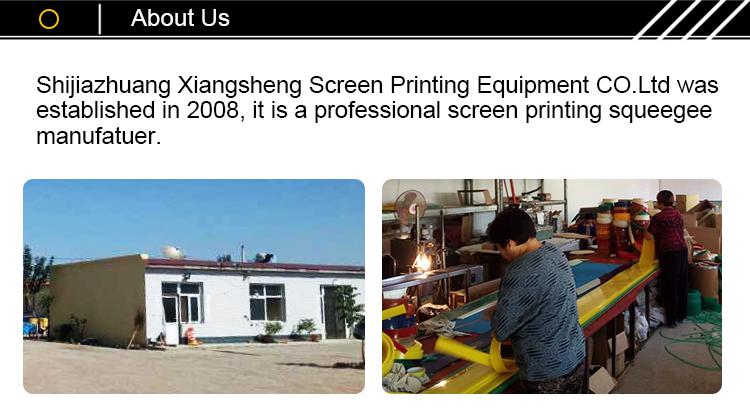 Alça de alumínio das lâminas do rodo de impressão da tela para venda