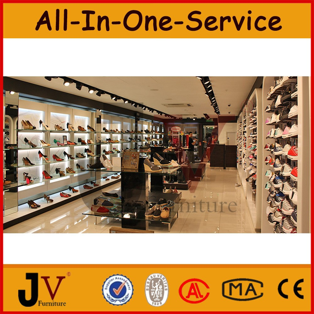 Factory Direct Shoe Store Furniture For Shoes Showroom Design Buy