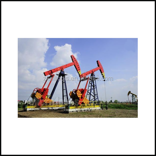 2017 Chinese manufacturer oil well API 11E beam pumping unit