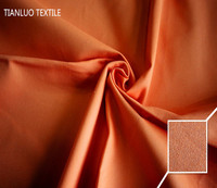 16*12 twill cotton peached fabric