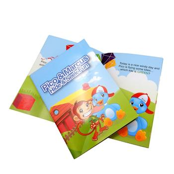 high-end well designed customized popup book
