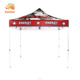 Heat transfer cheap custom printed canopy party/trade show tent gazebo tent 2x2m