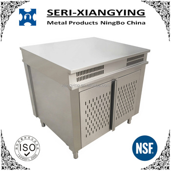 kitchen cabinets steel nsf approval stainless steel kitchen servery cabinet buy 3248