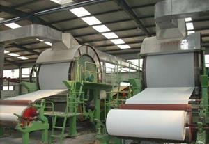 paper napkin machine
