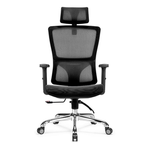China Supplier High Back Mesh Office Chair for Tall People Office Ergonomic Chair