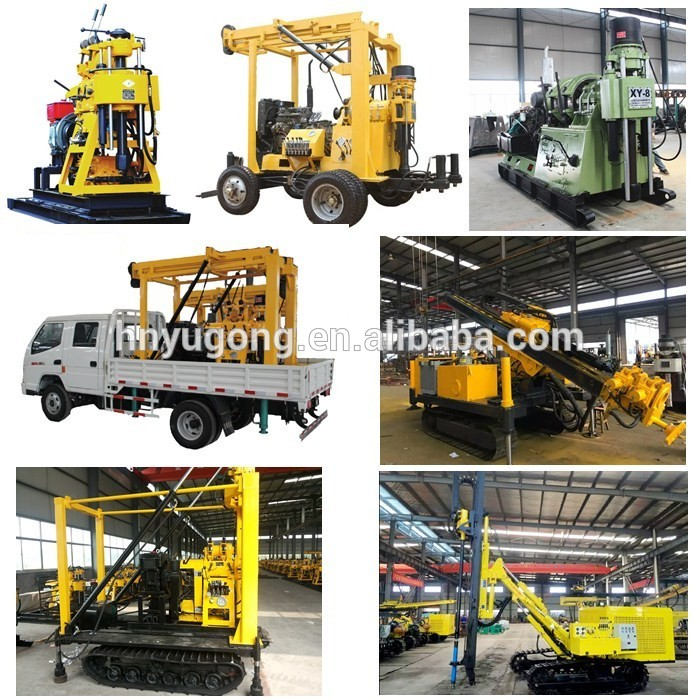 Geological Drilling Rig small land drilling machine made in China