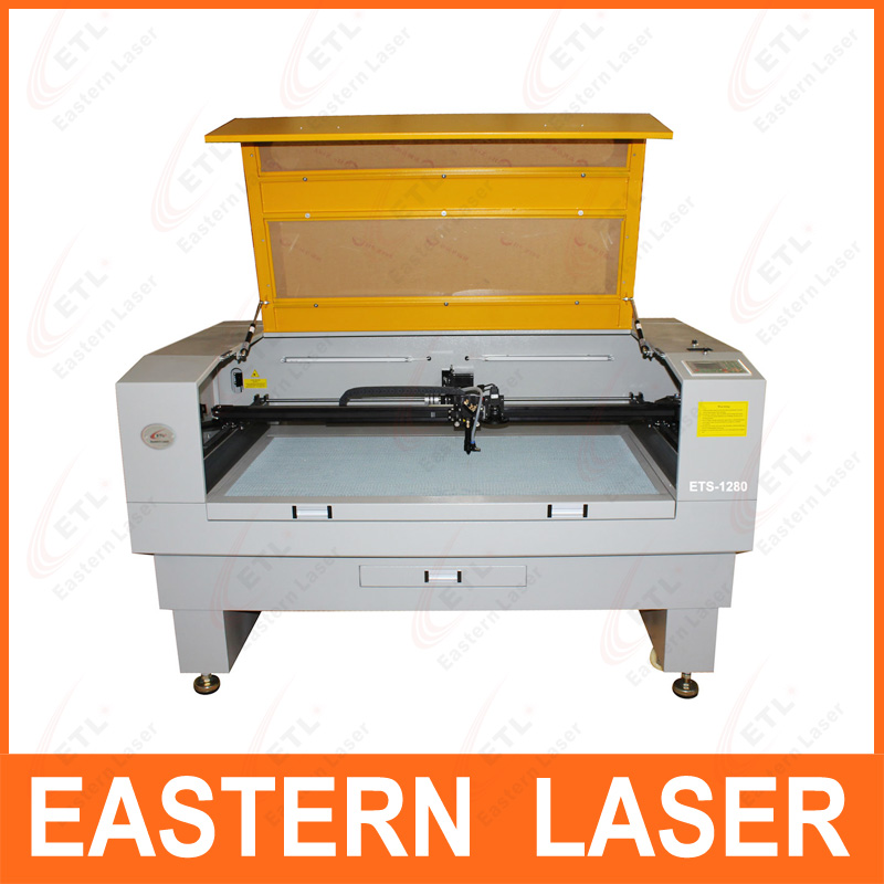 Roll to roll label laser cutting machine with high difinition camera