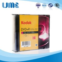 Direct Price High-capacity empty dvd disc blank dvd+r 4.7gb