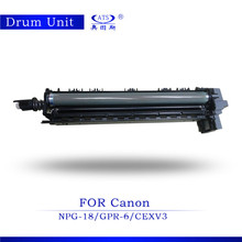 best selling products drum unit npg-18 gpr- 6 cexv3 compatible for canon ir2200 2800 3300 3350 alibaba china