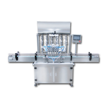Shanghai factory best selling and automatic honey bottle filling machine