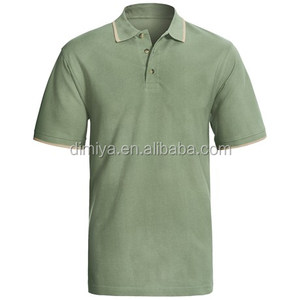 cyan contrast collar polo shirt made in bangladesh