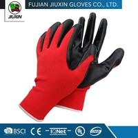 Safety Polyester/Nylon Colorful Wholesale Hand Gloves For Girls