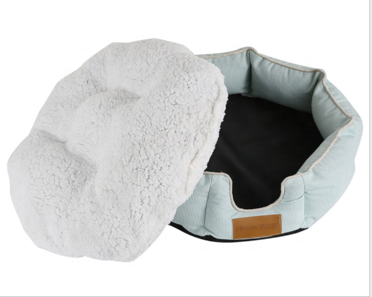 Hongqiang 2019 Amazon Hot Selling Pet Accessoires Hond Bed Slaapmat
